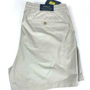 Polo Ralph Lauren Mens Shorts Stretch Classic 2XLT